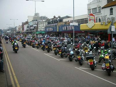 Southend Shakedown 2009