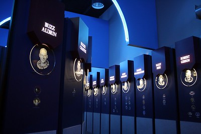 Inductees to the United States Astronaut Hall of Fame