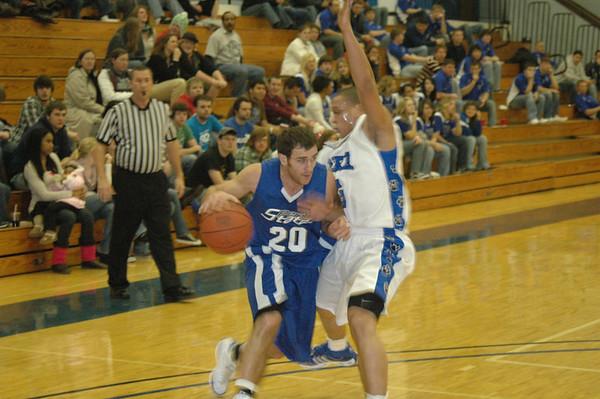 M Basketball Jan. 16th