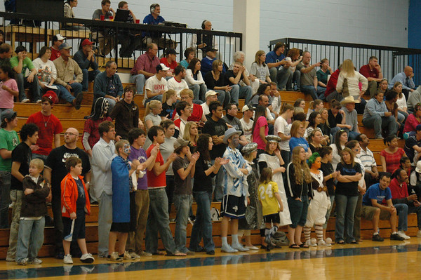 M Basketball Oct. 31st