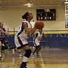 Newburgh Free Academy's Christine Clyburn shoots a two pointer against Monroe Woodbury on Friday, January 9, 2009 at Newburgh Free Academy in Newburgh, NY. Monroe Woodbury defeated NFA, 50-37