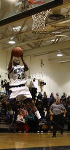 Newburgh Free Academy Boys Varsity Basketball hosted Warwick on Friday, January 20, 2009 at Newburgh Free Academy in Newburgh, NY. NFA defeated Warwick 91-50. NFA's Myron Johnson (#23) lays up two.