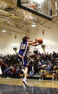 Newburgh Free Academy Boys Varsity Basketball hosted Washingtonville on Thursday, March 5, 2009 at Newburgh Free Academy in Newburgh, NY in the OCIAA Section IX semi final game. NFA defeated Washingtonville 94-65.