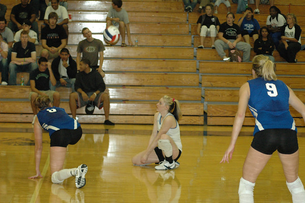 Volleyball Oct. 2nd