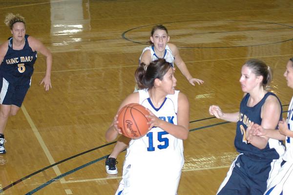 W Basketball Nov. 1st