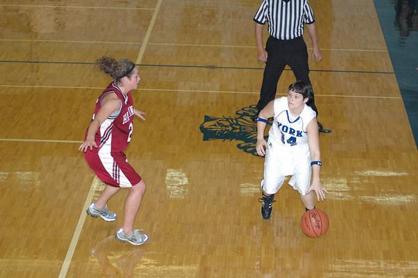 W Basketball Nov. 4th