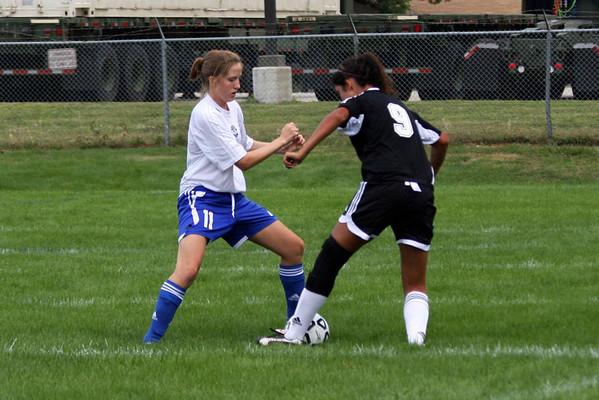 W Soccer Aug. 23rd