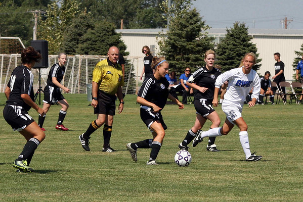 W Soccer Aug. 30th