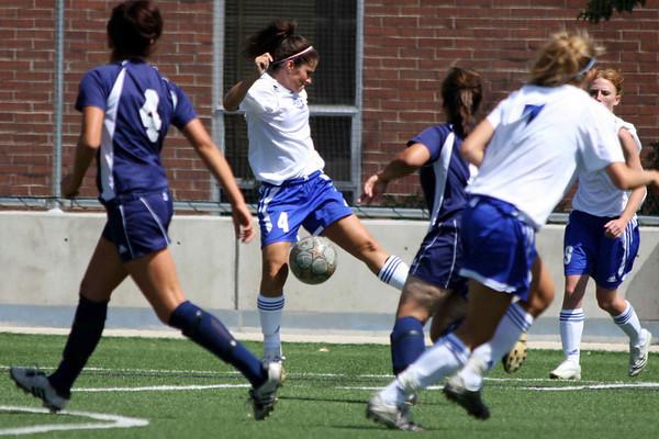 W Soccer Sept. 5th