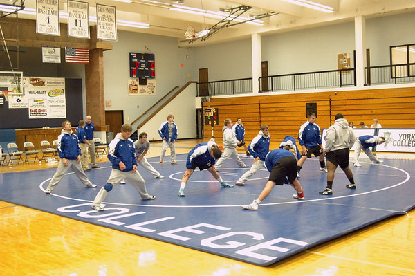 Wrestling Scrimmage Nov. 8th