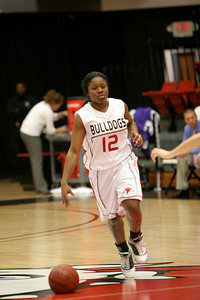 Women's Basketball; December 07, 2009.