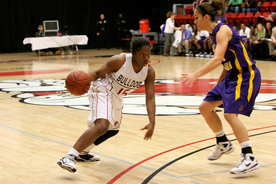 Women's Basketball; December 07, 2009.