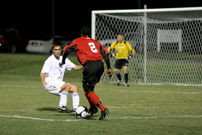 Soccer matches in the Fall of 2009.