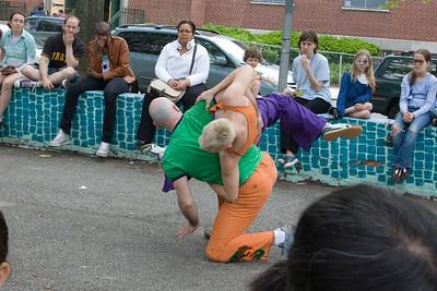The Artichoke Dance Company!