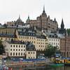 Stockholm by Slussen...
