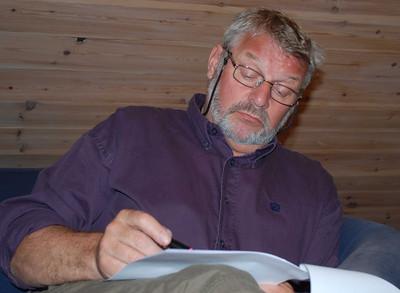 Dommer Bernt Myhre (Moss)
