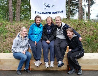 Gode ro venninner fra Stavanger