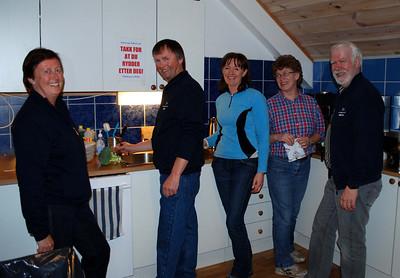 Kjøkken gjeng