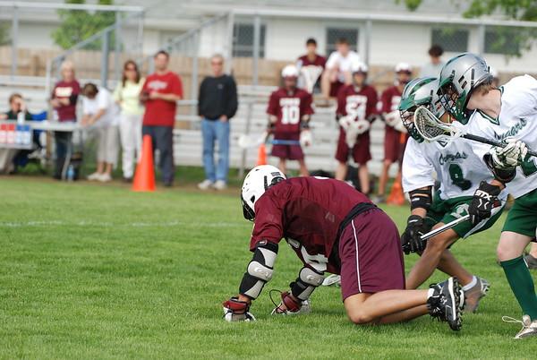 Stow Boys JV Lacrosse - 2009
