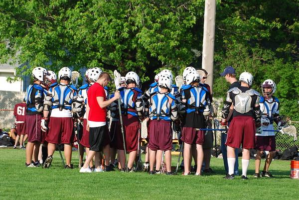 Stow Boys Varsity Lacrosse - 2009