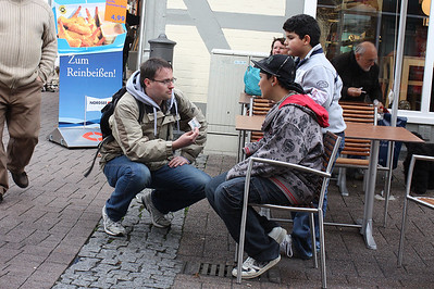 Street Ministry