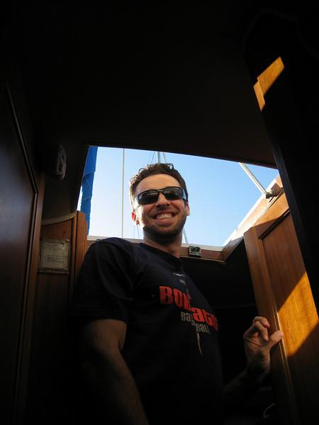 Sunset Sailing (2009-07-25)