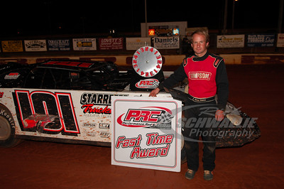 Casey Roberts won the PRC Fast Time Award
