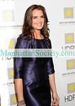 """NEW YORK-NOVEMBER 16:Brooke Shields attends The 2009 Hope For Depression Research Foundation Hope Seminar & Luncheon honoring Brooke Shields with The Hope Award for Depression Advocacy on Monday, November 16, 2009 at  """"10 on the Park"""", Time Warner Center, 60 Columbus Circle, New York City, NY.  (Photo Credit: ©Manhattan Society.com 2009 by Christopher London)"""