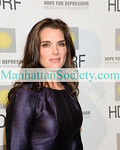 "NEW YORK-NOVEMBER 16: Brooke Shields attends The 2009 Hope For Depression Research Foundation Hope Seminar & Luncheon honoring Brooke Shields with The Hope Award for Depression Advocacy on Monday, November 16, 2009 at  ""10 on the Park"", Time Warner Center, 60 Columbus Circle, New York City, NY.  (Photo Credit: ©Manhattan Society.com 2009 by Christopher London)"