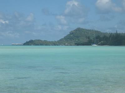 turquoise lagoon - Andrew Gossen