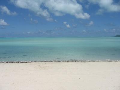 awesome beach - Andrew Gossen