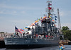 """WW II destroyer """"Cassin Young"""""""