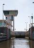 Amelia Earhart Dam locks