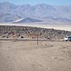 Death Valley road junction