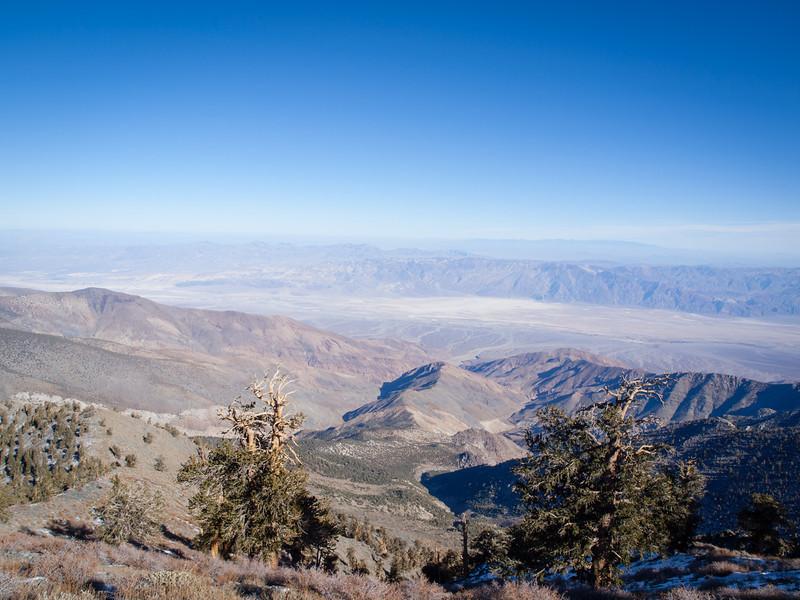 East from Telescope Peak