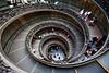 spiral vatican city