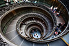 Ever decreasing circles. Vatican City.