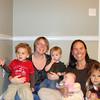 Alex, Keesa, Colin, Lola, Leslie, Savannah