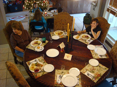 Nov 2009 - Thanksgiving