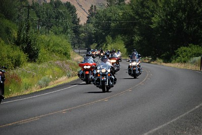 The Dalles Group Ride