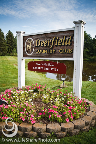 """Rochester NY Photographer"" ""Deerfield Country Club"""