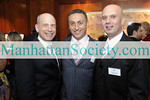 NEW YORK-NOVEMBER 9: Jeff Aaron, ?, Dario Gristina attend  FOUNTAIN GALLERY'S Eighth Annual Celebration of Life Benefit on Monday, November 9, 2009 at Citi Executive Conference Center, 601 Lexington Avenue, New York City, NY.  (Photo Credit: ©Manhattan Society.com 2009 by Gregory Partanio)