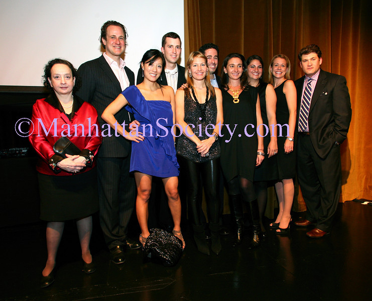 "The HASSENFELD COMMITTEE, The KiDS OF NYU FOUNDATION Associate Committee & CAESARS Atlantic City Host 2009 ""ADULTS IN TOYLAND"" Casino Night"