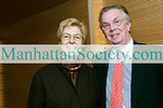 NEW YORK-NOVEMBER 22: Anna Eleanor Roosevelt,  Dick French attend The Hunter College Foundation's 2009 Bridge to Achievement Awards Gala on Sunday, November 22, 2009 at The Roosevelt House, 47-49 East 65th Street, Manhattan, New York City (PHOTO CREDIT:Copyright ©Manhattan Society.com 2009 by Gregory Partanio)
