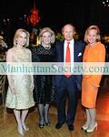Gillian Miniter, Mary Davidson, Charles Royce, Deborah Royce