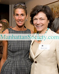NEW YORK-SEPTEMBER 17: Somers Farkas, Keynote Speaker Diana Taylor attend The New York Women's Foundation Luncheon on Thursday, September 17, 2009 at Le Cirque, 151 East 58th Street, New York City, NY.  (Photo Credit: ©Manhattan Society.com 2009 by Gregory Partanio)