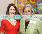 NEW YORK-SEPTEMBER 17: Jean Shafiroff, Joyce Cowin attend The New York Women's Foundation Luncheon on Thursday, September 17, 2009 at Le Cirque, 151 East 58th Street, New York City, NY.  (Photo Credit: ©Manhattan Society.com 2009 by Gregory Partanio)