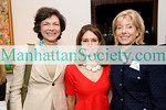 NEW YORK-SEPTEMBER 17:  Diana Taylor, Jean Shafiroff, Liz Peek attend The New York Women's Foundation Luncheon on Thursday, September 17, 2009 at Le Cirque, 151 East 58th Street, New York City, NY.  (Photo Credit: ©Manhattan Society.com 2009 by Gregory Partanio)