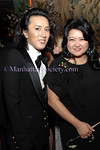 NEW YORK-MARCH 27: Chocheng, Susan Shin attend The Young Friends of SAVE VENICE Primavera a Venezia: A Masked Venetian Ball at Bowery Terrace at The Bowery Hotel, 335 Bowery, New York City, NY on Friday, March 27, 2009 (Photo Credit: Christopher London/ManhattanSociety.com)