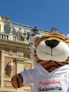 P.J. at Versailles - Mibs Mara